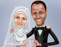 Fatema & Amr wedding