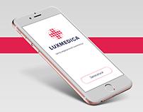 Mobile version for Luхmedica reservation service