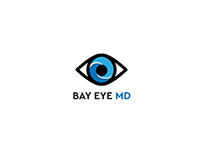 Concept logo for an Optometrist
