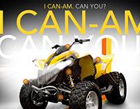 CAN-AM, quelques maquettes