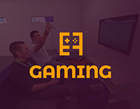 E7 gaming | professional gamers team branding