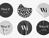 Branding for What if Semin agency