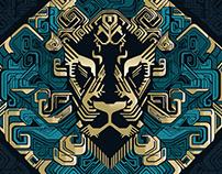 Techno-Lion