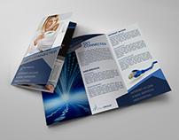 Internet Provider Services Tri-Fold Brochure