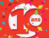 Digicel 10 years Campaigns