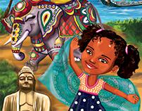 Traveling with Nyla: India, Japan and Australia