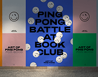 Art of Ping Pong