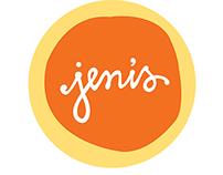 Jeni's Splendid Ice Creams: Copy driven