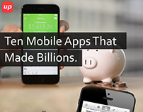 Ten Mobile Apps That Made Billions