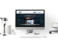 Auto Corner Website for Independent Used Car Dealers