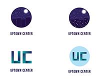 Uptown Center Condo Logos (Still in progress)