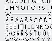 Black Tag Typeface