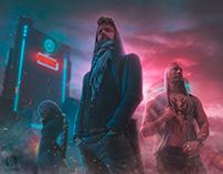 Trinity of the apocalypse
