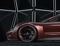 Porsche Mission - E