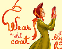 Wear the Old Coat and Buy the New Book