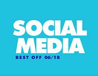 Social Media Best Off 06/18