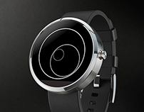 Moto 360 watch face concepts