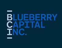 Blueberry Capital Inc. Branding