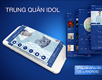 App Music   Trung Quan Idol