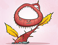 Dangerous Cosmic Herbal Beast