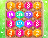 2048 Diamonds Game Design