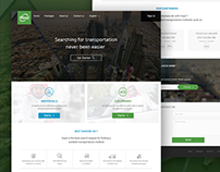 Inaql Landing page