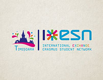 The branding of ESN Timisoara