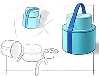 Food Carrier Project Concepts