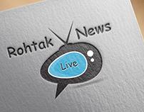 Rohtak News Live logo