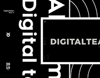 DigitalTeam Website - Black