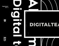 DigitalTeam Website - Black