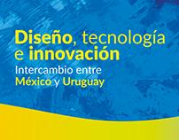 Diseño, Tecnología e Innovación - Intercambio UTU - UAM