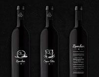 """Wine """" Bombín y Copa Alta"""""""