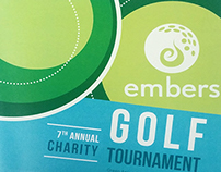 Embers Golf Collateral