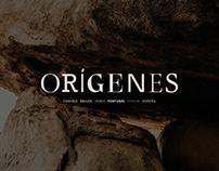 Art direction for Orígenes by Graiman