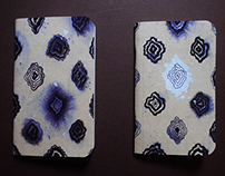 """Warp Zones"" Pocket Notebooks"