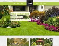 Medan - Landscaping onepage