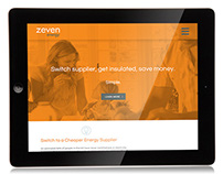 Website for Zeven Energy
