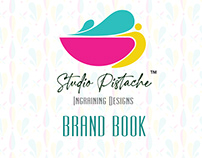 Studio Pistache - Brand Book