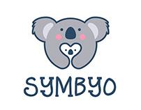 Symbyo premium baby clothes branding