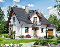 Projekt: Dom w rododendronach 22