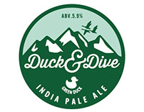 Green Duck Pump Clip Designs