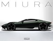 Lamborghini Miura Nuova concept II