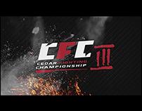 Cedar Fighting Championship 3