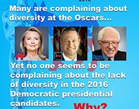 2016 Oscar Diversity Controversy