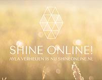 Shine online logo
