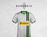 Borussia jerseys