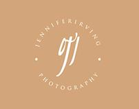 JI logo design