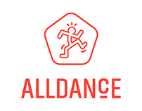 AllDance Logo & Stationary