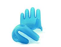 FingerMitt - heat resistant silicone glove